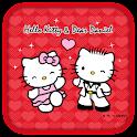 Hello Kitty Love Dance Theme icon