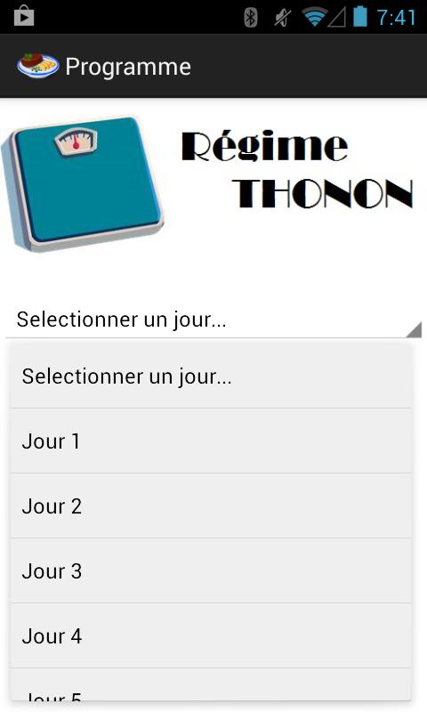 Livre regime thonon - Regime 16 8 ...
