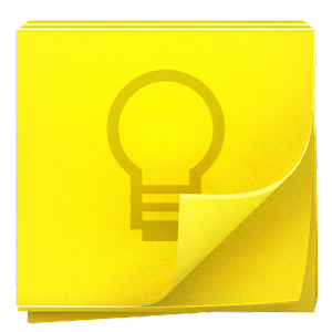 Keep – poznámky a zoznamy