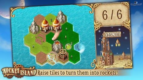 Rocket Island Screenshot 1