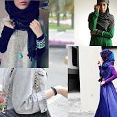 موضة ملابس أزياء محجبات 2015