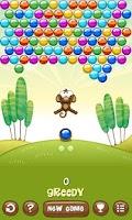 Screenshot of Bubble Monkey