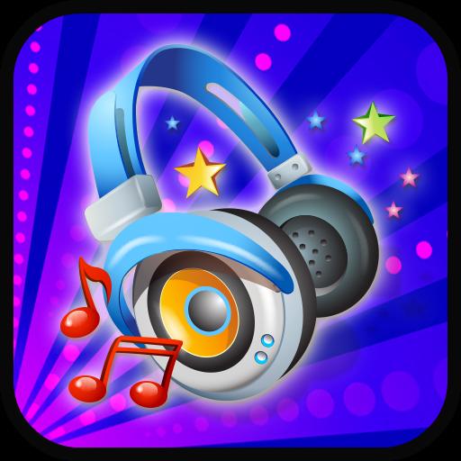 音樂遊戲 LOGO-APP點子