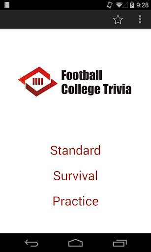 NFL College Trivia