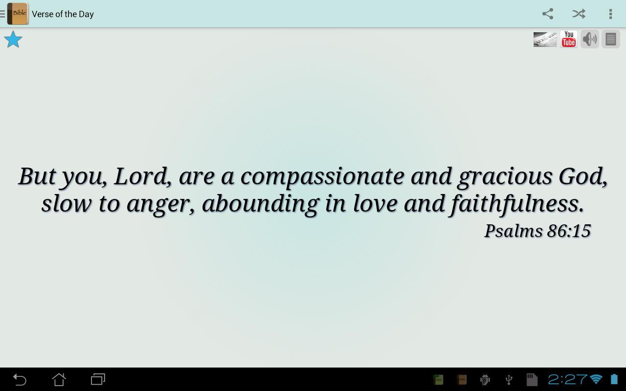 Bible Daily Verses & Devotions - screenshot