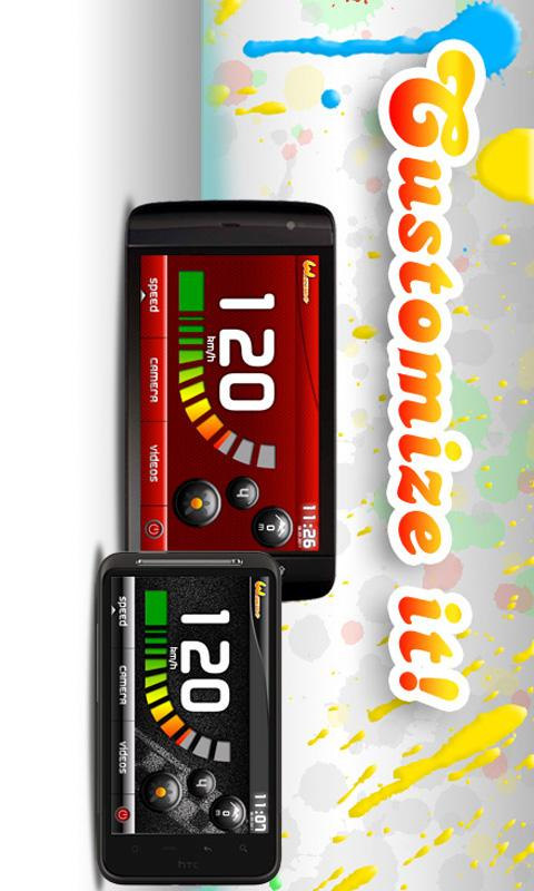 Wizzmo Lite Car System- screenshot