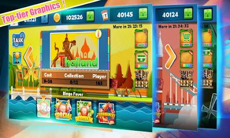 Bingo Fever - World Trip 1.04 screenshot 228043