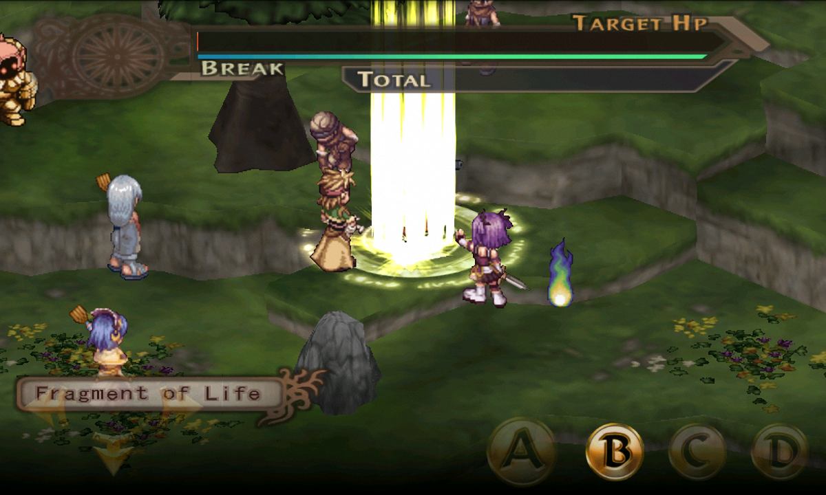 RPG Blazing Souls Accelate- screenshot