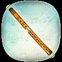 Flute Music Ringtones Free mobile app icon