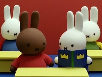 Miffy and Melanie Learn to Read/Miffy Paints Her Room