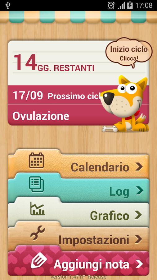 Il Mio Calendario Mestruale App Android Su Google Play