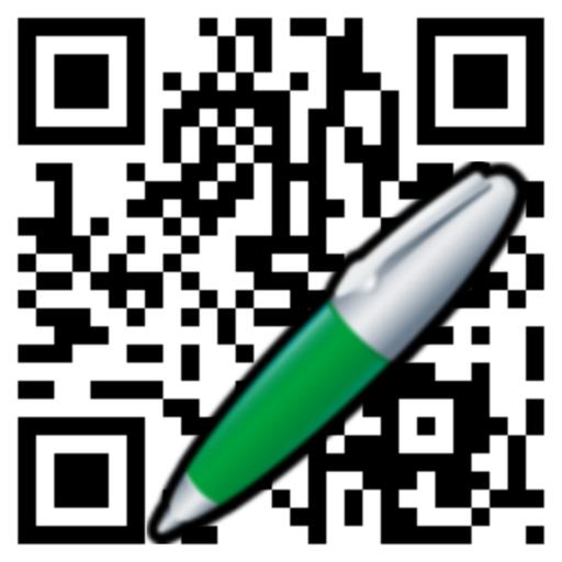 掃描 建立 管理 儲存 編輯 刪除 分享 列印 QR 生產應用 App LOGO-硬是要APP