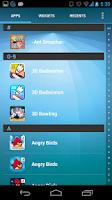Screenshot of Linpus Launcher Free