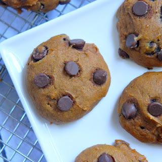 Pumpkin- Chocolate Chip Cookies