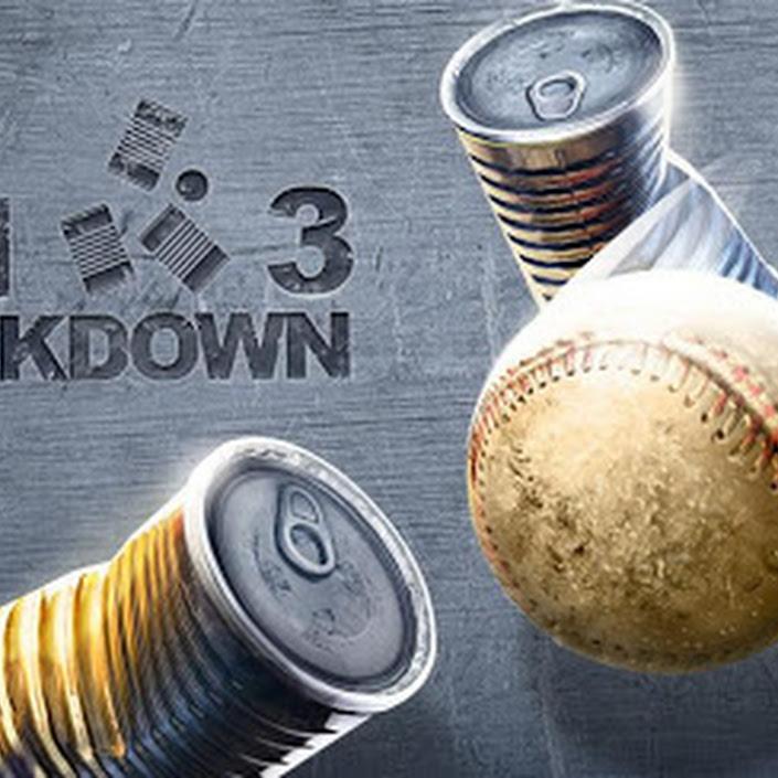 لعبة مميزة جداً وواقعية للاندرويد والهواتف الذكية من اعلى الالعاب تقيماً Can Knockdown 3.apk1.0