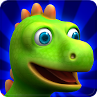 Talky Don The Talking Dinosaur icon