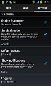SuperSU v2.76 (Google Play)