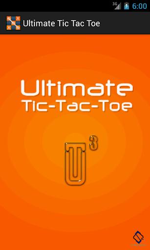 Ultimate Tic Tac Toe Pro
