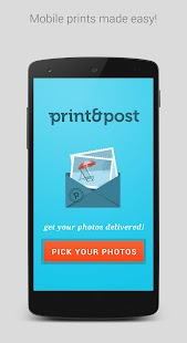 Print & Send Photos - screenshot thumbnail
