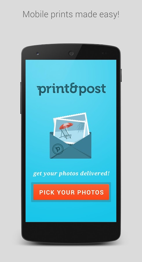 Print&Post - Print your photos- screenshot
