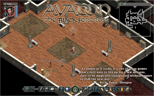 ���� Avadon: The Black Fortress v1.1.2 ������� ���������