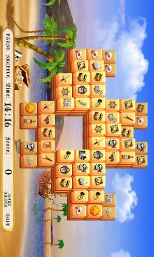 Caribbean Mahjong Free 1.0.2 screenshots 7