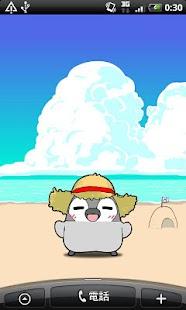 Pesoguin LWP Summer Full Ver.- screenshot thumbnail