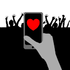 Concert Heart icon
