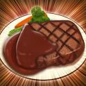 스테이크 타이쿤 - 삼겹살 굽기 게임 icon
