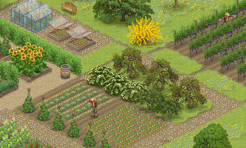 Inner Garden Vegetable Garden Android Apps On Google Play