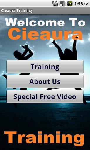 CieAura的業務培訓