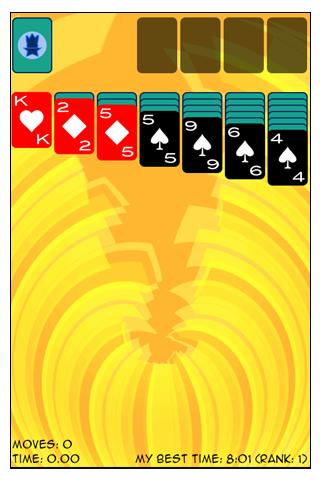 Solitaire Challenge- screenshot