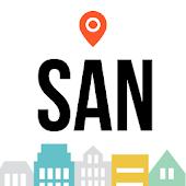 Santorini city guide(maps)