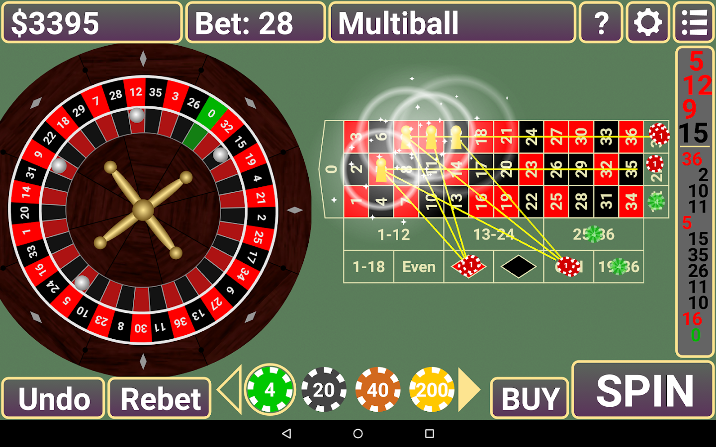 how to win at roulette free