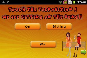 Screenshot of Kids Touch and Learn
