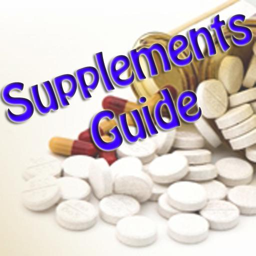 Supplements Guide 健康 App LOGO-硬是要APP