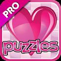 Valentine Puzzles Pro icon
