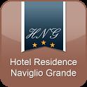Hotel Naviglio Grande Milan icon
