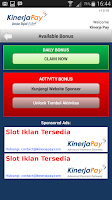Screenshot of KinerjaPay