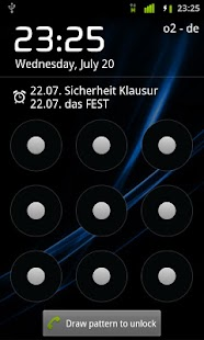 Lockscreen Calendar - screenshot thumbnail