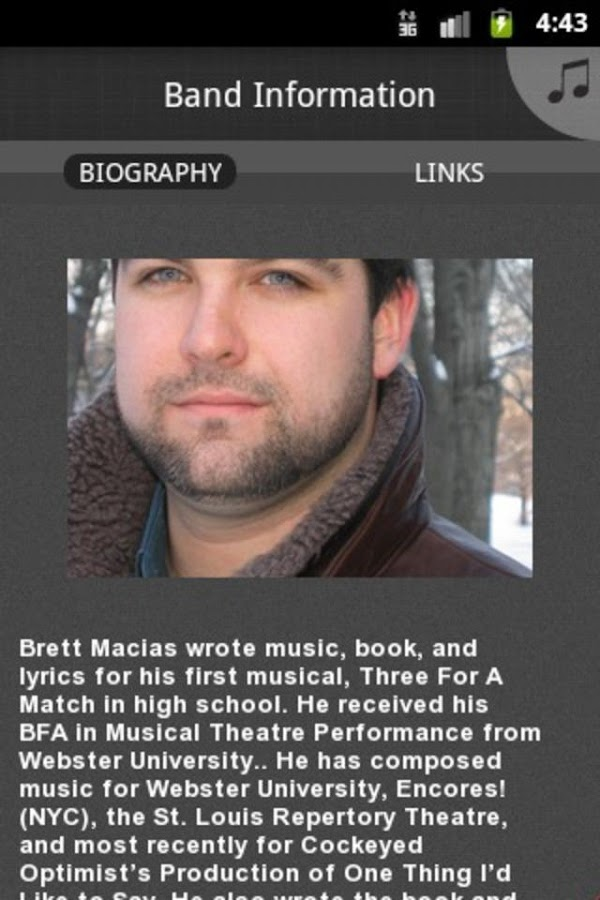 Brett Macias - screenshot
