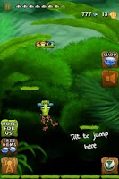 Screenshot of Froggy Jump