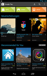ThyrusHolo Black CM10 Theme - screenshot thumbnail