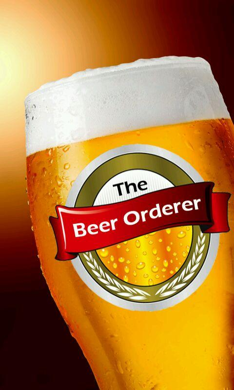 Beer Orderer- screenshot