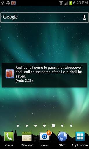 Bible Verses Companion