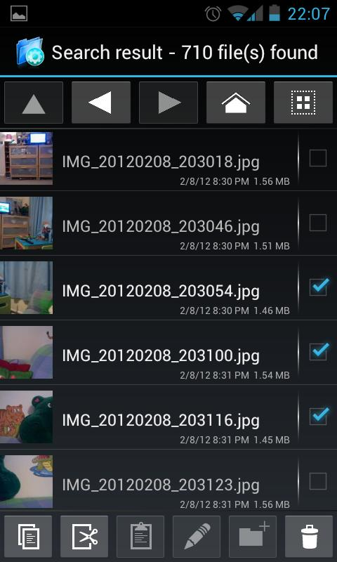 Explorer+ File Manager Pro - screenshot