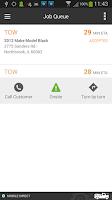 Screenshot of RoadSmart Mobile
