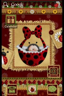 How to mod ADW Theme Cute Ladybugs 1.0 apk for laptop