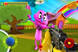Screenshot of Puppet War:FPS ep.1
