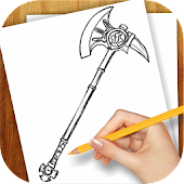 Learn to Draw Cold Weapon